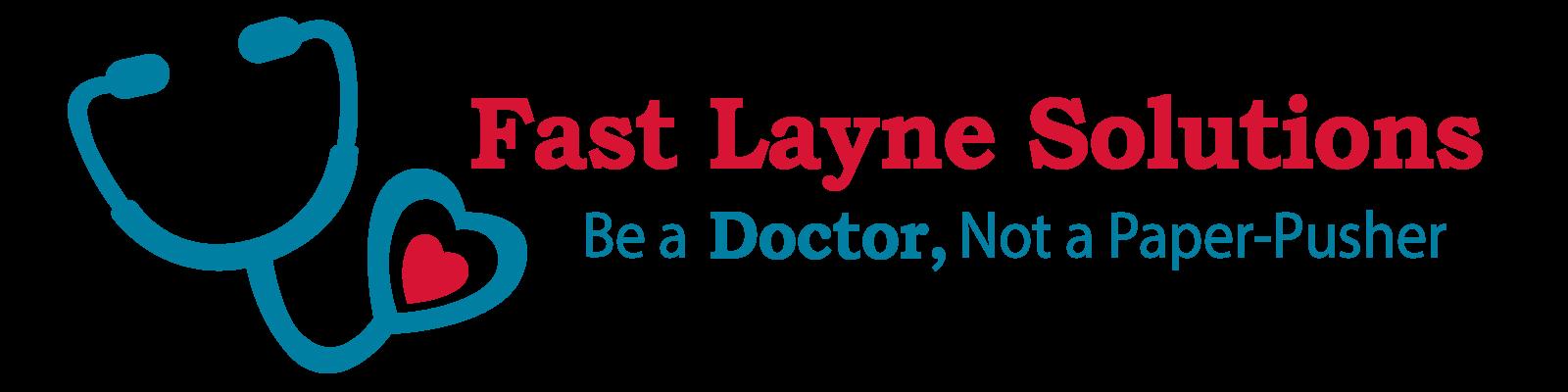 Fast Layne Solutions Logo